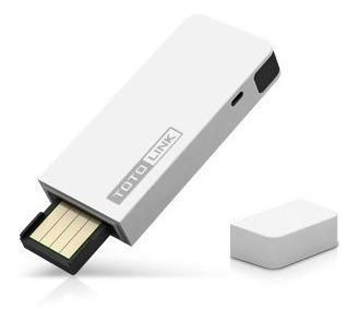 Adaptador Usb Wifi Totolink N300um 300mbps Mini