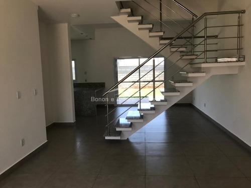 Imagem 1 de 30 de Casa À Venda Em Residencial Real Parque Sumaré - Ca013197