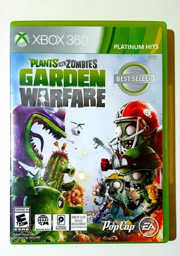 Planta Vs Zombies Xbox 360 Lenny Star Games