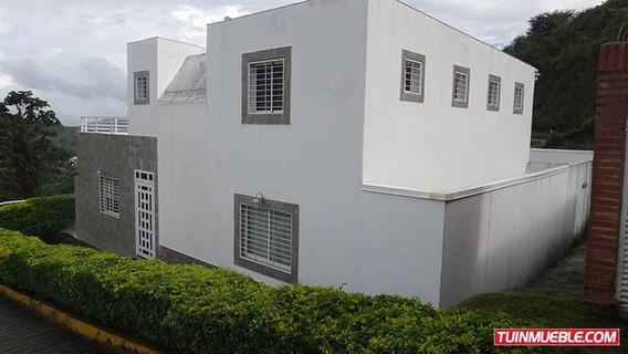 Casas En Venta Bosques De La Lagunita 18-12608
