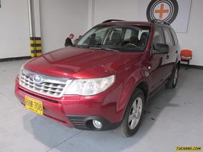 Subaru Forester 2.0 Cvt Premium Tp 2000cc 8ab