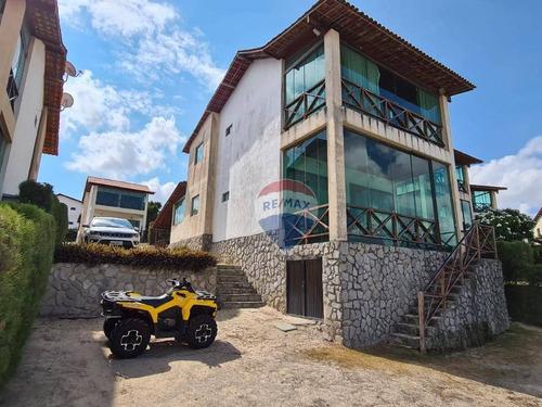 Imagem 1 de 28 de Casa Com 3 Dormitórios À Venda, 200 M² Por R$ 550.000 - Quinze De Novembro - Gravatá/pe - Ca0141