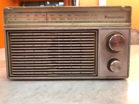 Rádio Panasonic Modelo Rf 4200 Antigo