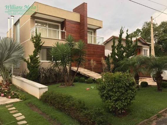Sobrado Com 3 Dormitórios À Venda, 450 M² Por R$ 2.250.000,00 - Parque Residencial Itapeti - Mogi Das Cruzes/sp - So1444