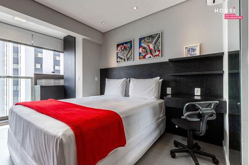 Imagem 1 de 15 de Apartamento - Brooklin - Ref: 844 - L-844