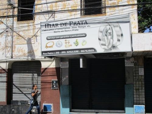 Imagem 1 de 7 de Prédio Comercial Para Alugar Na Cidade De Fortaleza-ce - L2324