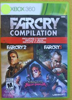 Far Cry Compilation Xbox 360 Play Magic