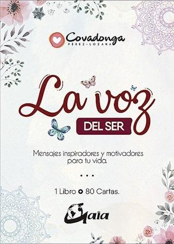Imagen 1 de 3 de La Voz Del Ser (manual + Cartas), Pérez Lozana, Gaia