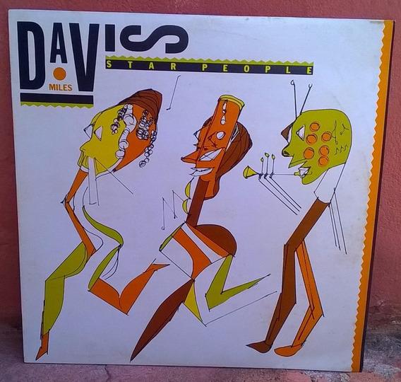 Lp Miles Davis - Star People