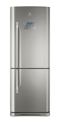 Geladeira/refrigerador 454 Litros 2 Portas Inox - Electrolux - 110v - Db53x
