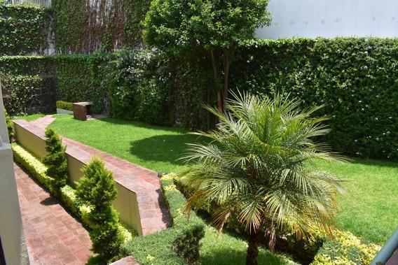 Rento Casa En Jardines Pedregal - Álvaro Obregón