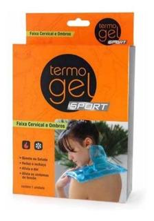 Termogel Faixa De Gel P/ Cervical E Ombros