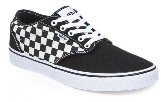 Zapatillas Vans Hombre Checkers Skate