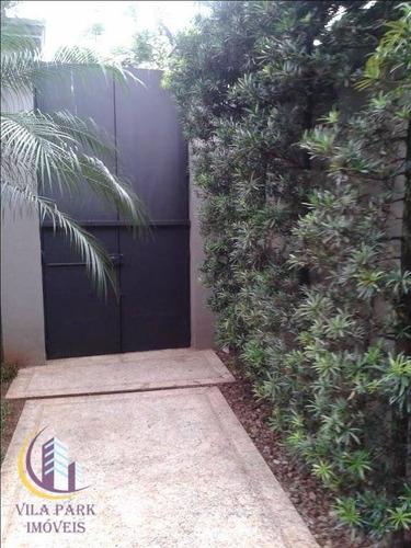 Casa Com 4 Dormitórios À Venda, 400 M² Por R$ 4.000.000,00 - Morumbi - São Paulo/sp - Ca0099