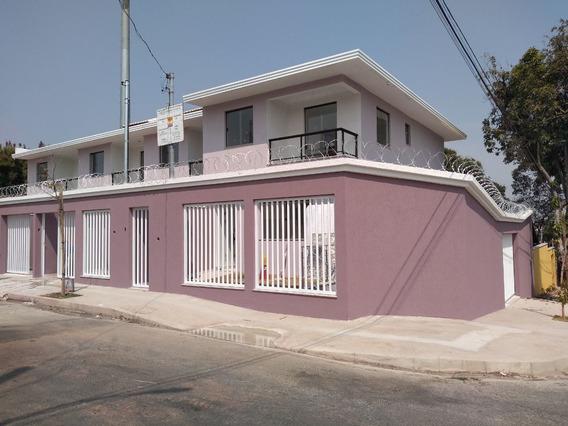 Planalto. Casa Moderna. 3 Quartos. - 2624