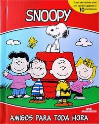 Snoopy  Amigos Para Toda Hora - 10 Miniaturas Exclusivas