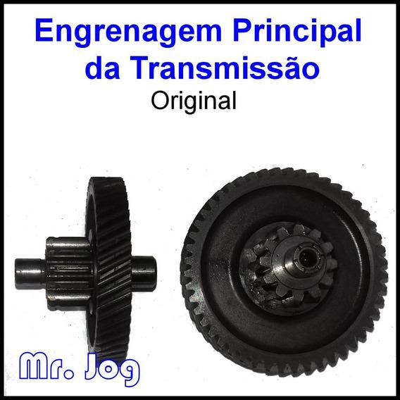 Engrenagem Principal Transmissão Yamaha Jog 50cc Jog50 50