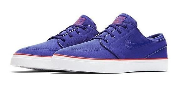Tênis Nike Sb Zoom Stefan Janoski Camuça E Cnvs Original
