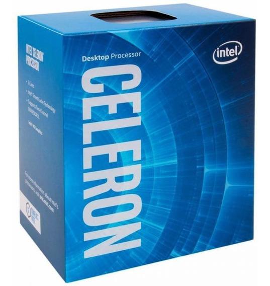Processador Intel Celeron G3930 7 Geração 2.9ghz 2mb Lga1151