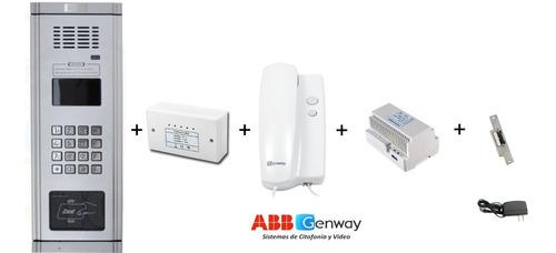 Imagen 1 de 6 de Kit Estacion Digital Alfanumérica Genway X 20 Con Accesorios