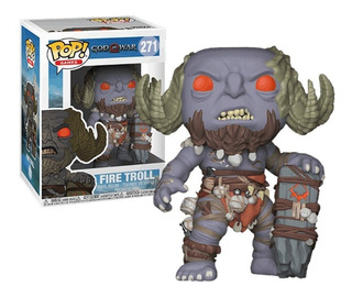 Funko Pop | God Of War Fire Troll 271