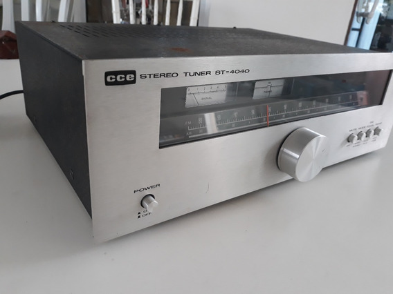 Tuner Cce St-4040