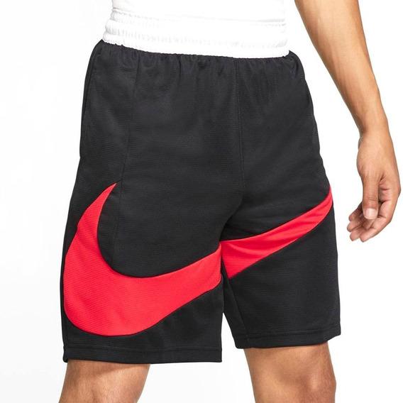 Bermuda Nike Nk Df Hbr Short 2.0 Basquete Bv9385-010