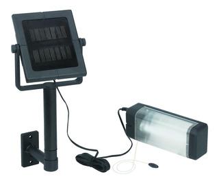 Lampara Solar Para Cobertizo O Almacen