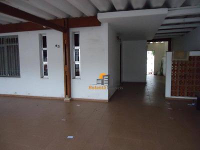 Espaçosa Casa Com 3 Dorms. 1 Suíte E 4 Vagas No Butantã - Ca0658