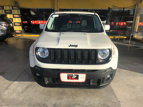 Jeep Renegade 1.8 Night Eagle Flex Aut. 5p