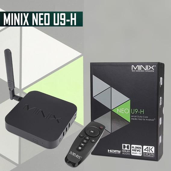 Minix Neo U9-h - Octa-core De 64 Bits