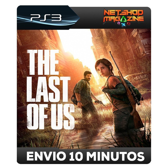 The Last Of Us - Dublado - Psn Ps3 - Oferta - Pronta Entrega