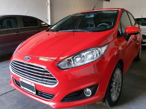Ford Fiesta Kinetic 2018 Se Muy Bueno