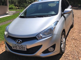 Hyundai Hb20 Premium 1.6 Mec. Prata 2014/2014