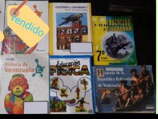 Libros Conexos Santillana 1er Año Y Otros