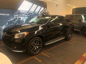Mercedes-benz Clase Gle 3.0 Coupe 43 Amg At Biturbo.