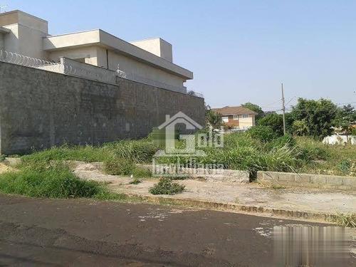 Imagem 1 de 1 de Terreno À Venda, 320 M² Por R$ 270.000,00 - Jardim Zara - Ribeirão Preto/sp - Te0269