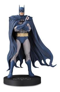 Dc Designer Batman Estatua Brian Bolland - Robot Negro