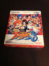 King Of Fighters 96 Original Completo Pra Game Boy Classic