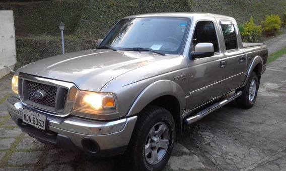 Ranger Xlt 3.0 Diesel 4x4 Ano 2005 Cd Oportunidade Impecável