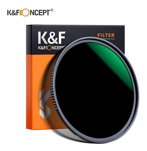 Imagem 1 de 6 de Filtro K&f Concept Original Nd1000 P/ Lentes C/ Boca De 67mm