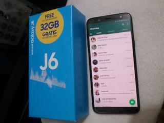 Samsumg J6 + De 32 Gb