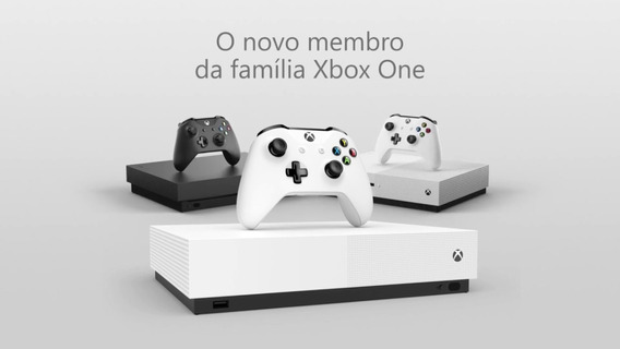 Microsoft Xbox One S 1tb All Digital Microsoft Xbox One