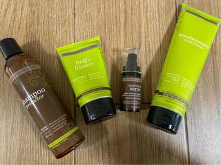 Doterra Paquete Cuidado Del Cabello Shampoo Acondicionador
