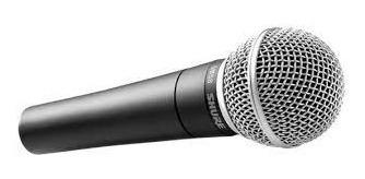 Microfone Shure Sm-58 Made In México