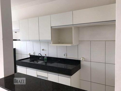 Apartamento Jardim Bosque Das Vivendas, 79m² - S.j Do Rio Preto - V332