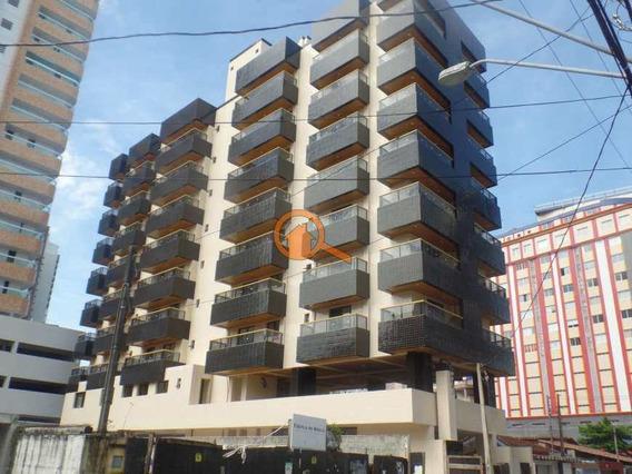Apartamento Com 2 Dorms, Boqueirão, Praia Grande, Cod: 1007 - A1007