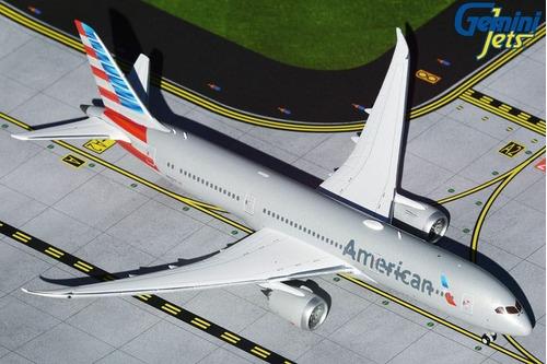 Miniatura Gemini Jets 1:400 American Airlines Boeing 787-9