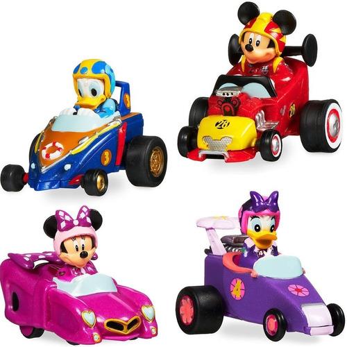 Mickey Auto Roadster Racers Minnie Goofy Donald Daisy Disney