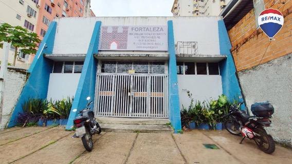 Ponto Comercial, 350 M² - Cidade Velha - Belém/pa - Pt0036